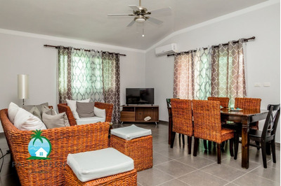 Whitesands Punta Cana 3 Bedroom Cozy Apartment