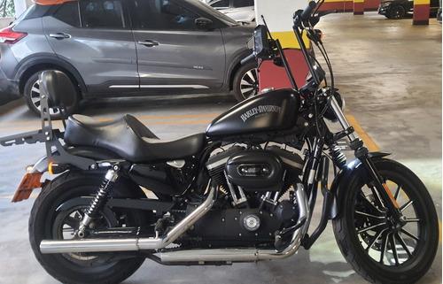 Imagem 1 de 14 de Harley Davidson  Xl883n