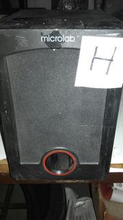 Sistema Altavoces Microlab