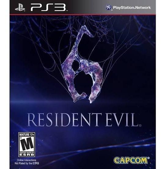 Resident Evil 6 + Dlcs Ps3 - Leia Descrição