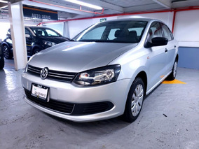 Volkswagen Vento 4p Startline L4 1.6 Man