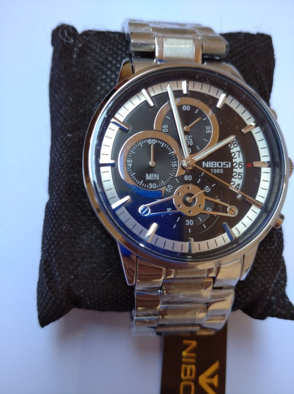 Relógio Masculino De Luxo Original. Resistente Á Risco.