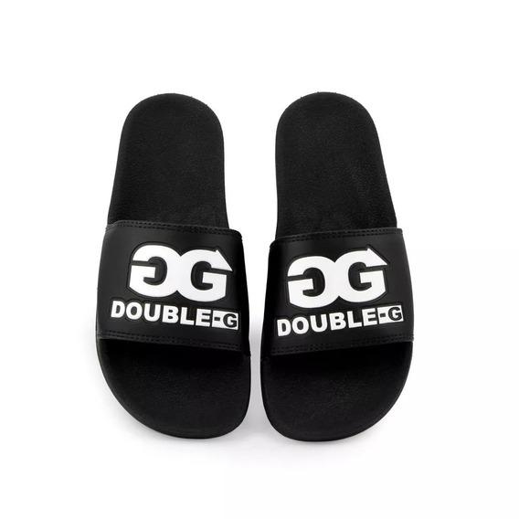 Chinelo Qix Double G Slide Original Promoção Envio Imediato