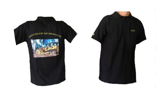 Camiseta Polo Trator, Gfs