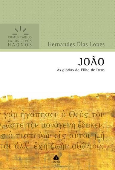 Livro H.d.lopes - Comentários Expositivos - João