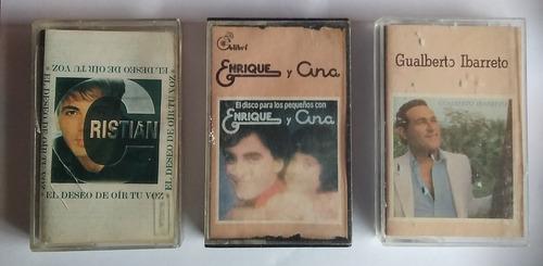 Cassettes Originales. Varios Generos Musicales