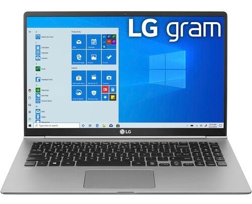 Imagen 1 de 4 de LG 15.6  Gram 15 Multi-touch Laptop 2021