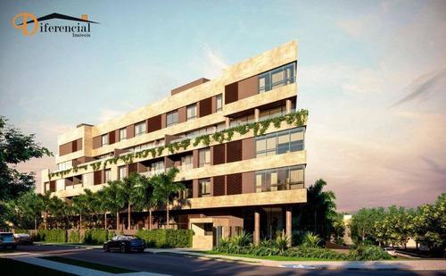 Cobertura Com 3 Dormitórios À Venda, 237 M² Por R$ 2.849.760,00 - Hugo Lange - Curitiba/pr - Co0265