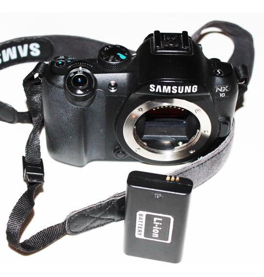 Camara Fotografica.digital Solo Cuerpo-incluye Bateria Y Car
