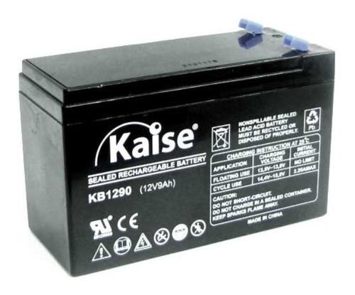 Bateria Gel Recargable 12v 9ah Juguetes Electricos Niños