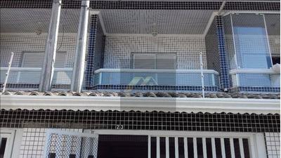 Sobrado Residencial À Venda, Canto Do Forte, Praia Grande. - So0035