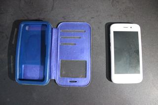 Teléfono Celular Plum Axe Plus 2, Z404 Android 6.0 2sim