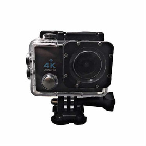 Câmera Filmadora Wifi 4k+kit Bateria Extra Tampa De Mergulho