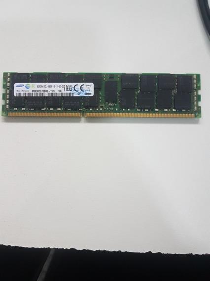Memoria 16gb 2rx4 Pc3l-10600r Hp Proliant Dl160 Dl180 Dl360 Dl370 Dl380 Ml350 Dl320 Dl580 Dl585 Ml150 Dl380p G6 G7 G8