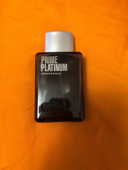 Frasco De Colonia Aeropostale Para Hombre Prime Platinum