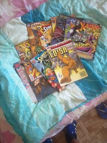 Quadrinhos Marvel E Dc Comics