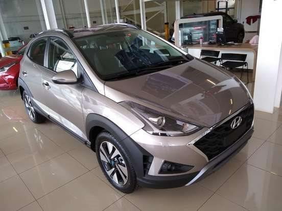 Hyundai Hb20x 1.6 16v Flex Diamond Plus Automático