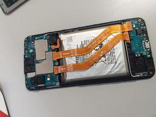 Placa Mãe Ou Placa Principal Samsung A20 Funcionando 100%