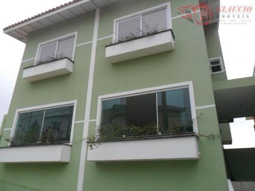 Sobrado Para Venda Em Taboão Da Serra, Jardim Maria Rosa, 3 Dormitórios, 1 Suíte, 3 Banheiros, 4 Vagas - So0368_1-1010074