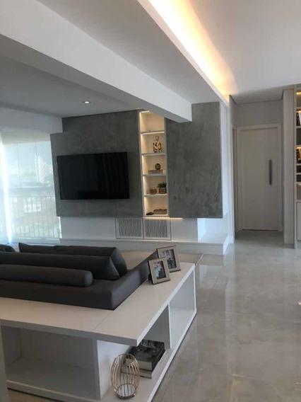 Vendo Apartamento, Duas Sacadas, Acabamento Impecável