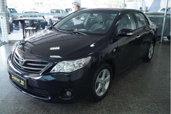 Toyota Corolla Xei 2.0 16v Flex Aut. 2014