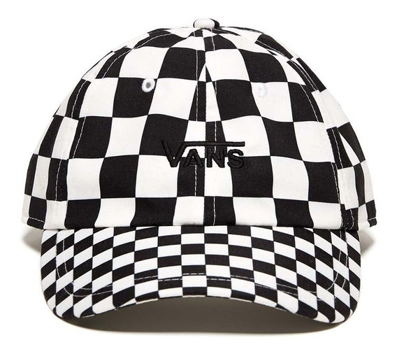 Gorra Vans Checkered Ajedrez Cuadros Huf Supreme Urban Beach