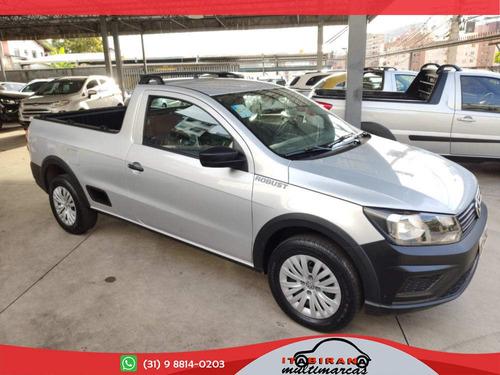 Volkswagen Saveiro Robust 1.6 Total Flex 8v Flex 2019
