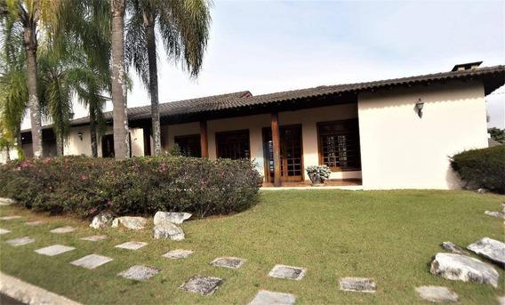 Casa Espaçosa No Condomínio Jardim Paulista - Vinhedo - Ca1000