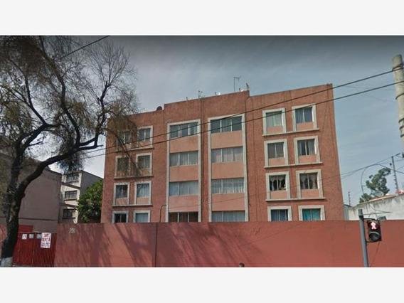 Venta Remate Bancario Departamento En Tepeyac Insurgentes Mx20-iy7590