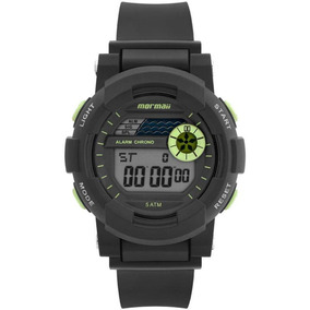 Relógio Mormaii Masculino Ref: Mo9081/8c Digital Infantil