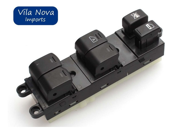 Interruptor Vidro Elétrico Nissan Frontier 1 Plug