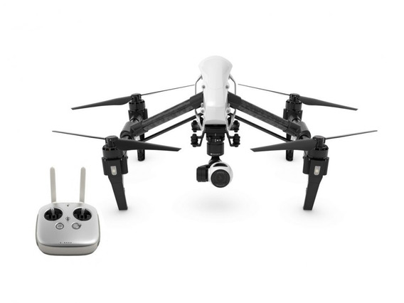 Drone Dji Inspire 1 V2.0 Com Case Câmera 4k Gps