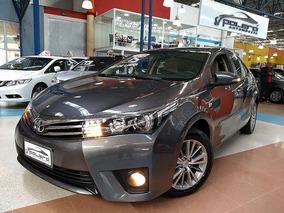 Toyota Corolla Altis 2.0 Automático 2015 Top De Linha!
