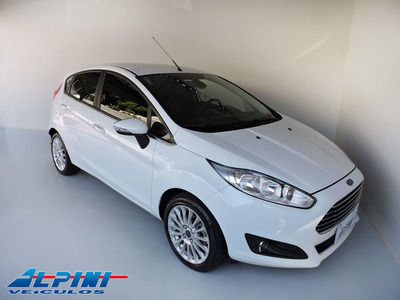 Fiesta Titanium Hatch 16v Powershift