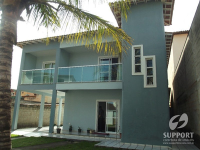 Linda Casa Duplex Localizada No Bairro Itapebussu - V-818