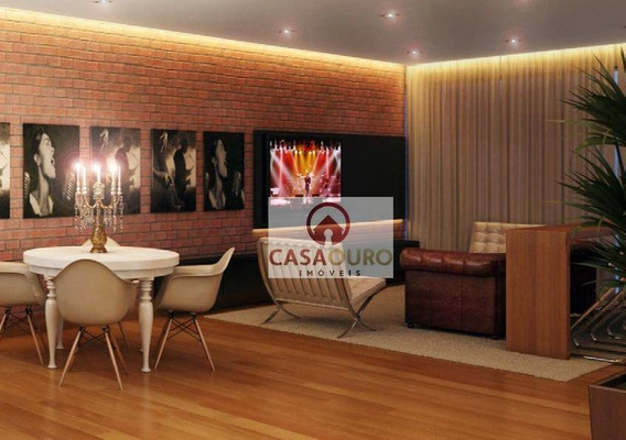 Apartamento 2 Quartos A Venda No Funcionários, Belo Horizonte - Mg. - Ap0876