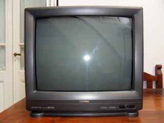 Tv Toshiba 21 C/c. Remoto, Manual - Impecable - Oferta !!!