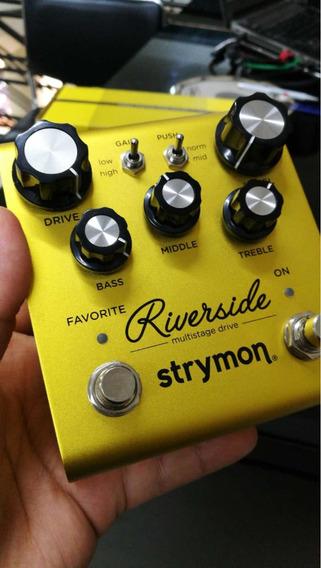 Pedal Strymon Riverside Overdrive