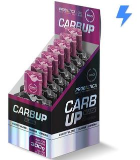 Carb-up Gel Black 10 Saches - Probiótica