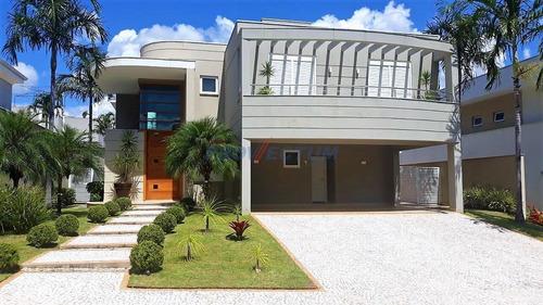 Imagem 1 de 30 de Casa À Venda Em Alphaville - Campinas - Ca201958
