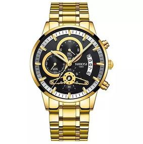 Relógio Masculino Nibosi 2309-1 Original