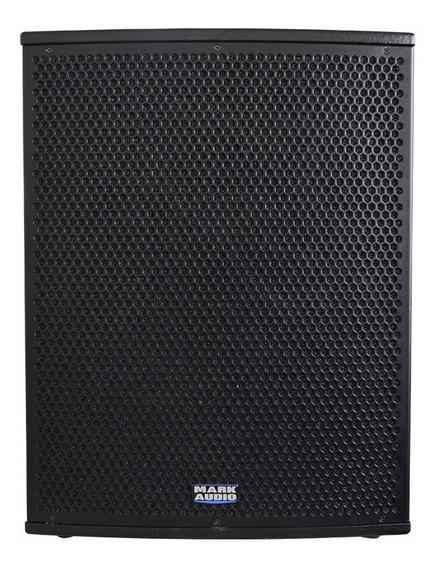 Caixa Ativa Mark Audio Ca1200 Frente/retorno Toca Passiva