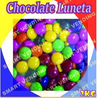 Chocolate Luneta Para Maquinas Vending