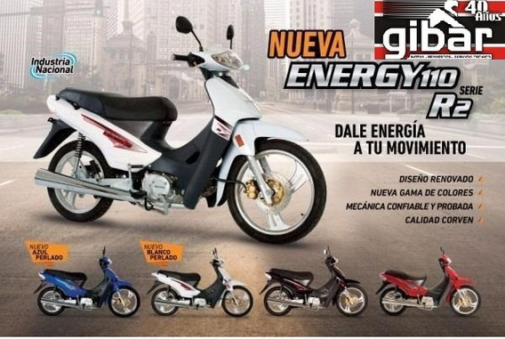 Energy 110 Full Gibar Motos