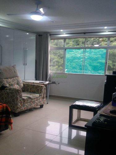 Sala Living, Morro Dos Barbosas, São Vicente - R$ 155 Mil, Cod: 6309 - V6309