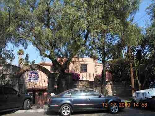 Amplia Casa En Renta Loma Bonita, Lomas De Vista Hermosa