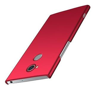 Avalri - Carcasa Para Sony Xperia Xa2 Ultra (ultrafina Antih