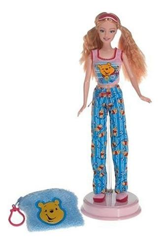 Barbie Ama A Winnie The Pooh