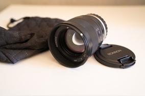 Lente Rokinon Rk50m-e 50mm F1.2 As Mf Para Sony E-mount