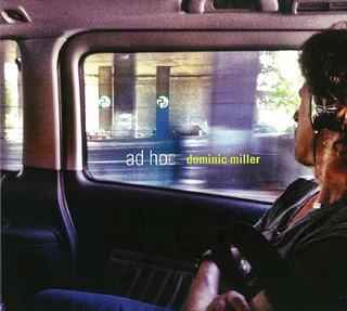Dominic Miller Ad Hoc Vinilo Lp Us Import